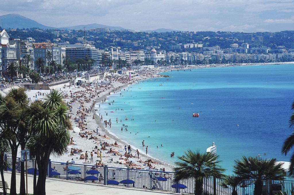 Сан-Тропе – модный французский курорт на Лазурном Берегу